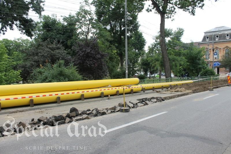 asfalt spart str vasile milea  (2)