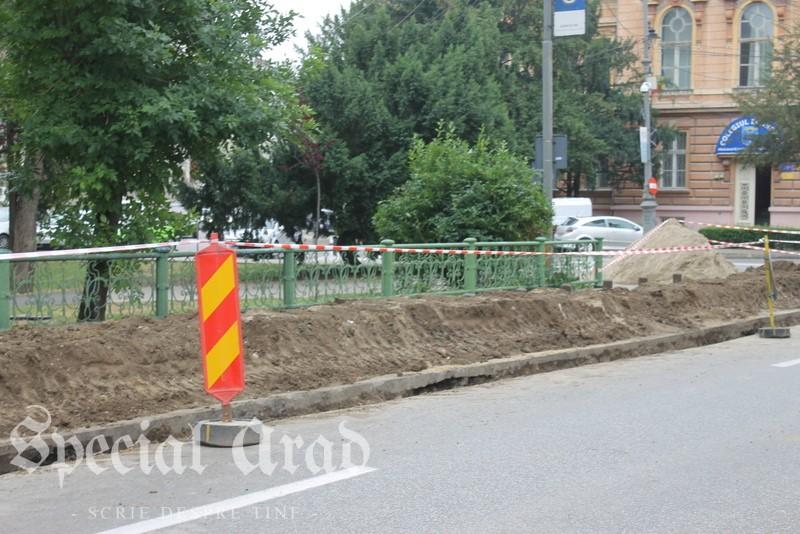 asfalt spart str vasile milea  (4)