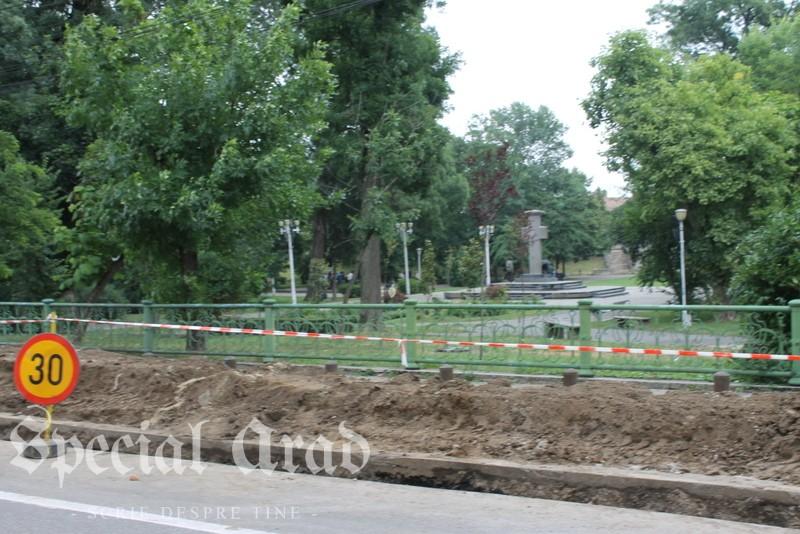 asfalt spart str vasile milea  (5)