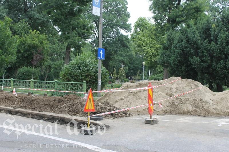 asfalt spart str vasile milea  (6)