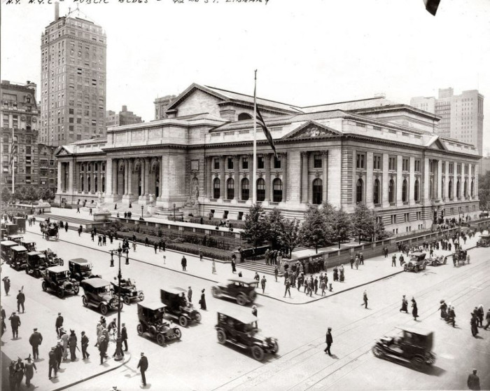 18-The-New-York-Public-Library-New-York-1915