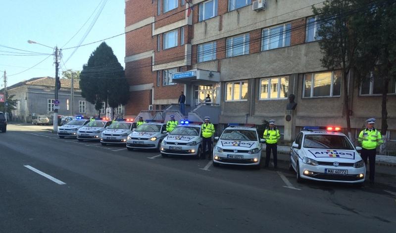 masini noi la politia arad (2)