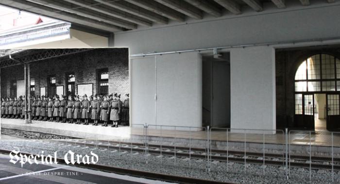 gara arad trupe germane si gara arad 2015