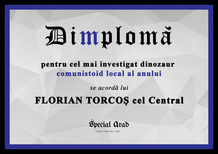 DIMPLOMA TORCOS CEL CENTRAL