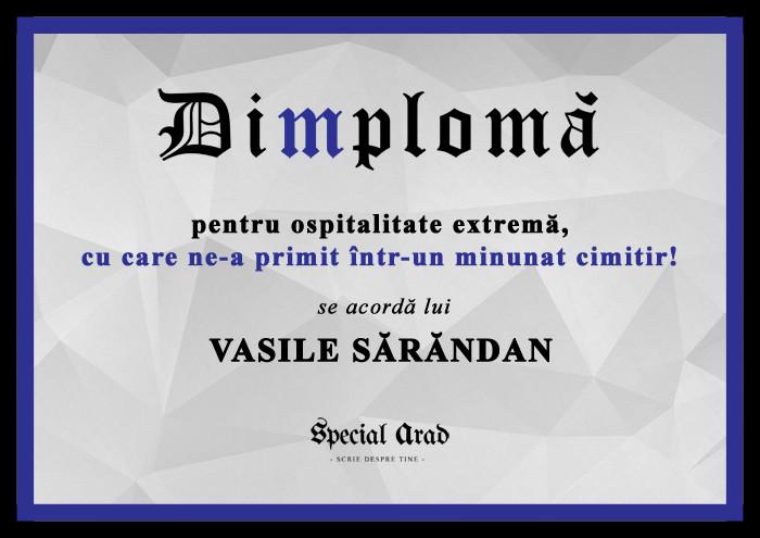 DIMPLOMA ZARANDAN