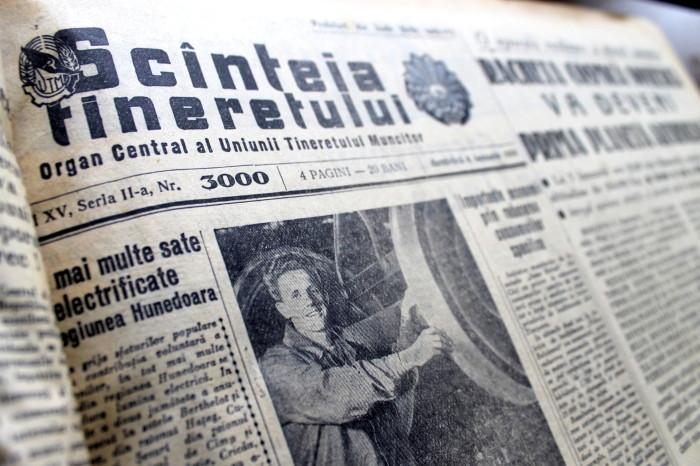 Scînteia Tineretului Racheta Cosmică Sovietică va deveni prima planetă artificială (1)