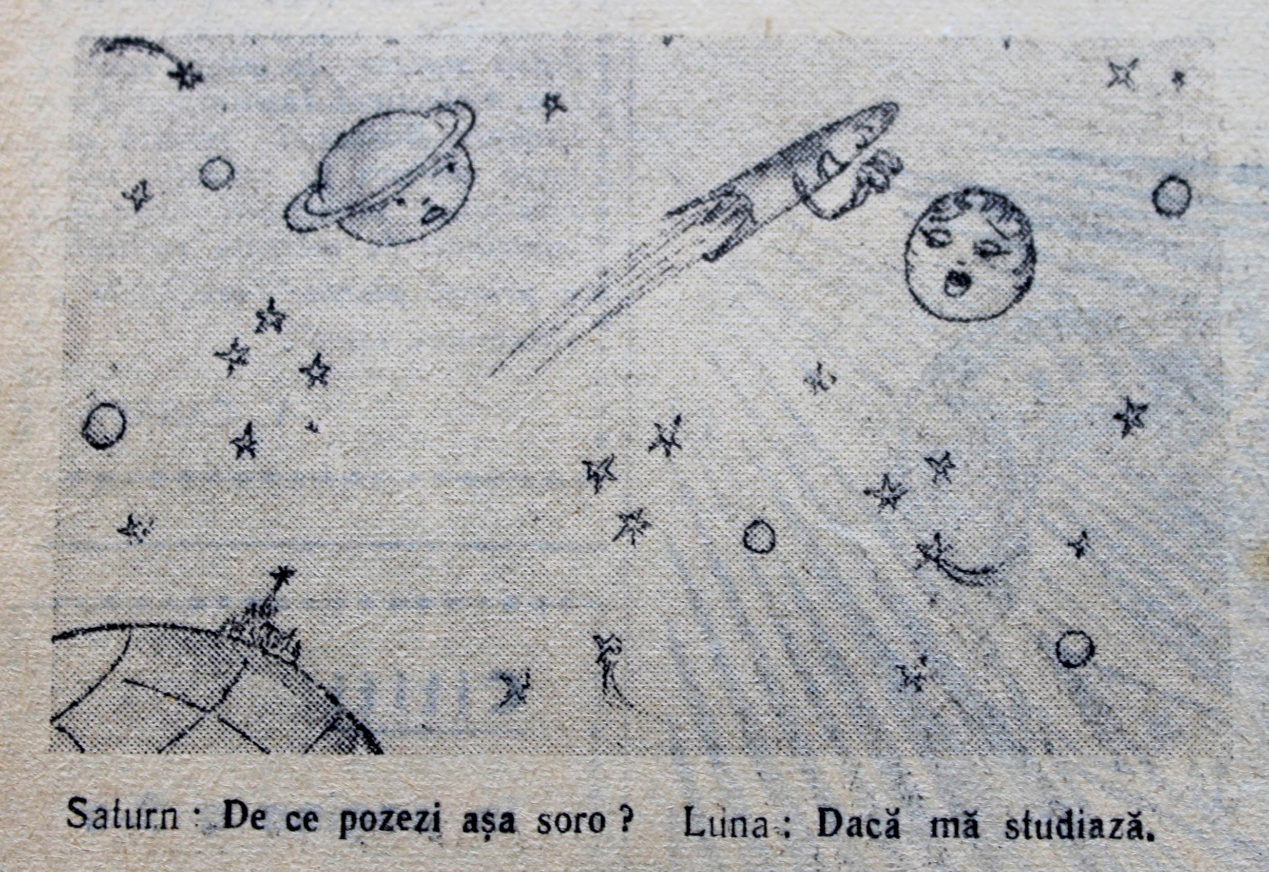 Scînteia Tineretului Racheta Cosmică Sovietică va deveni prima planetă artificială (14)