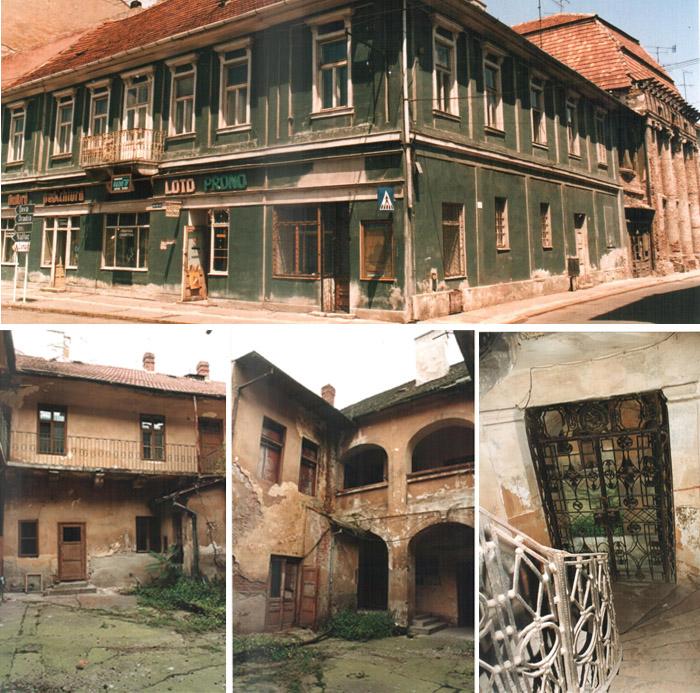 casa hirschl anii 90