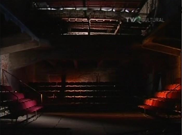 teatru vechi sala in perioada teatrului underground