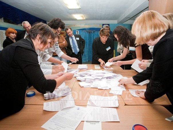 numarat voturi alegeri