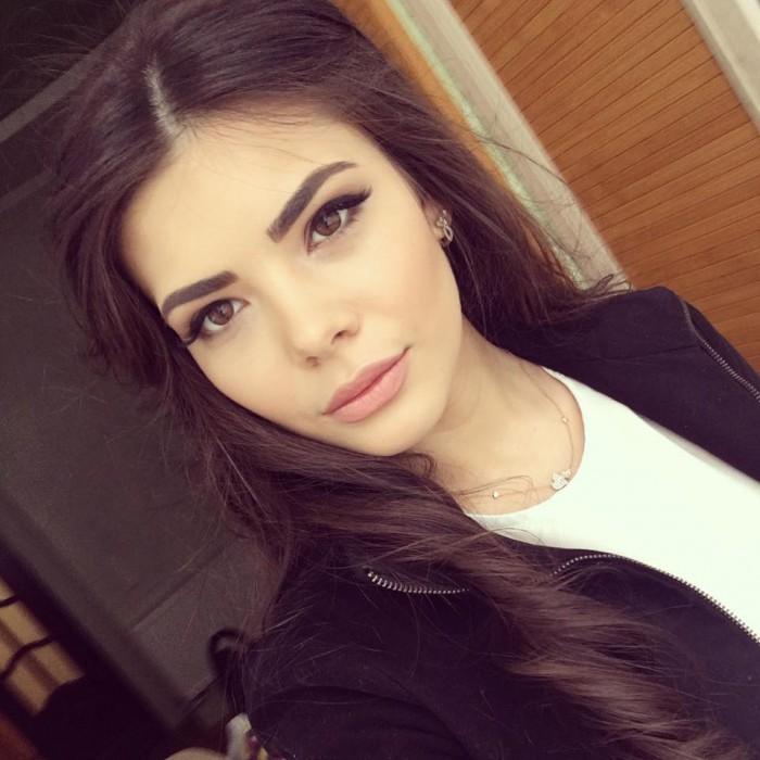 Daniela Marin, reprezentanta Moldovei