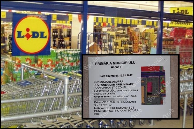 E oficial: Lidl își deschide un nou magazin în Arad  Vezi