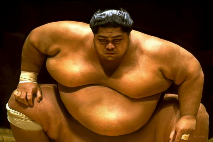 sumo-wrestler