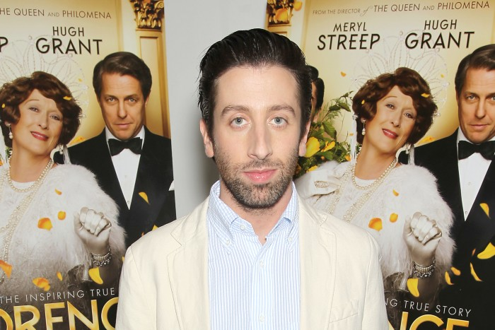 "- East Hampton, NY - 8/7/16 - Special Screening and Reception in Celebration of Paramount Pictures ""Florence Foster JenkinsÓ held at Guild Hall...-Pictured: Simon Helberg.-Photo by: Marion Curtis/StarPix"