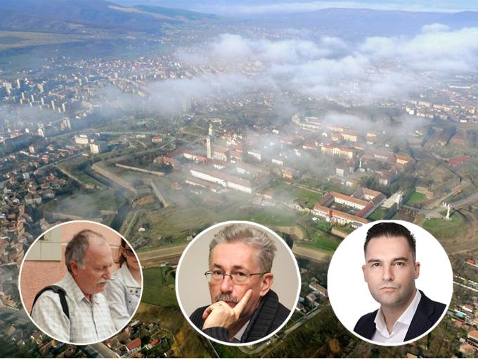 despre cetatea aradului - Teodor Octavian Gheorghiu - Alexandru Nagy-Vizitiu - Marian Heredea