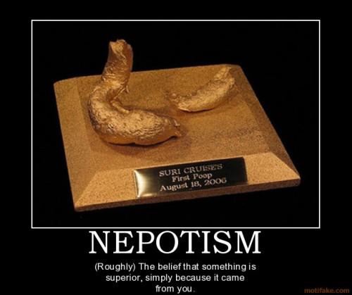 nepotism-poop1