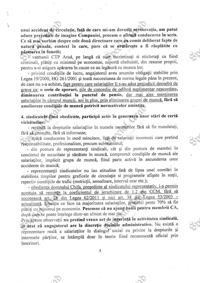 2017.05.09 Petitie Prefectura Arad 3-1
