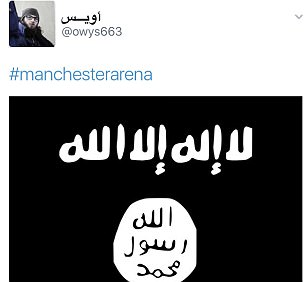 40AE6C3B00000578-0-The_Twitter_account_also_posted_this_picture_of_the_ISIS_flag_wi-a-1_1495510398663