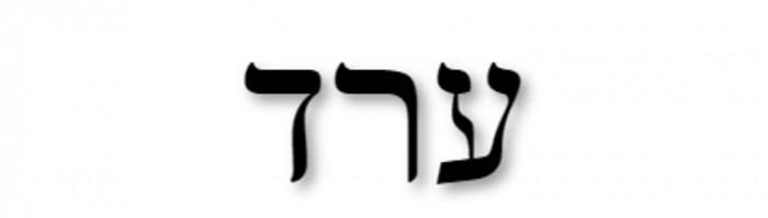 arad in ebraica