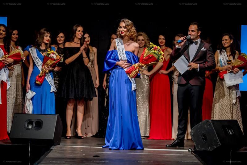 Antonia Moraru - Miss Universe Third Runner Up