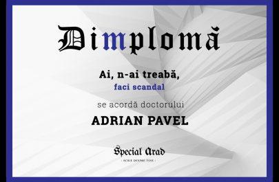 DIMPLOMA ADRIAN PAVEL