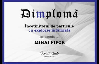 DIMPLOMA FIFOR