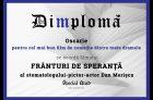 DIMPLOMA FRÂNTURI DE SPERANȚĂ