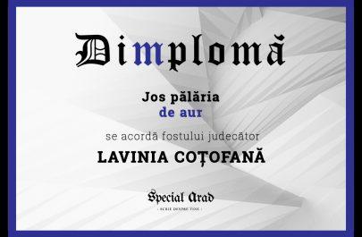 DIMPLOMA LAVINIA COȚOFANĂ