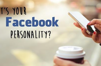 Facebook personality