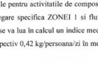 greutatea specifică contract ADI-Retim
