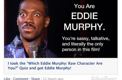 you are eddie murphy