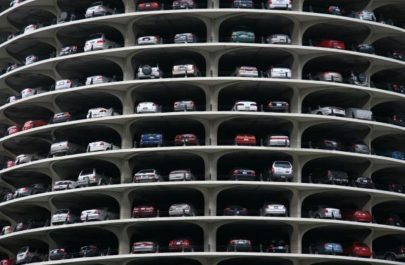 Marina-City-in-Chicago-Parking-space-in-the-towers