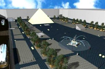 parcare-subterana-si-piramida-piata-avram-iancu-arad