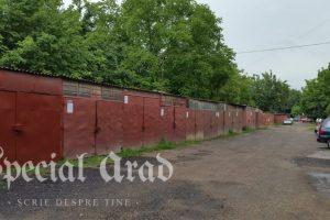 Proprietarii de garaje, somați să își demoleze garajele