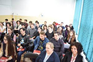 """Decernarea diplomelor de limbă germană la Liceul Teoretic """"Adam Müller Guttenbrunn"""""""