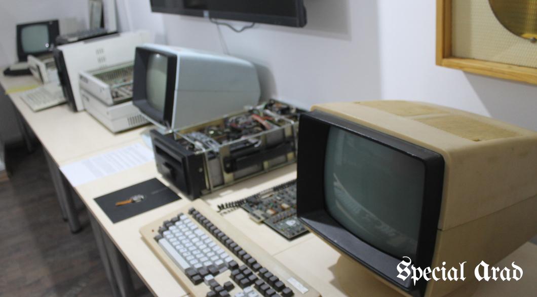 calculatoare vechi Muzel Retro IT Arad