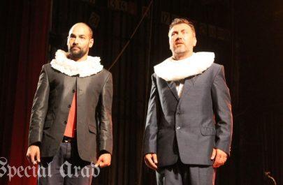 repetitie Rosencrantz și Guildernstern sunt morți (4)