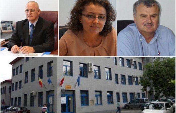 Veniturile celor trei mahări de la Compania de Apă Arad sunt la secret. Solicităm șefilor Consiliului Județean, dacă sunt cinstiți, să le facă publice!