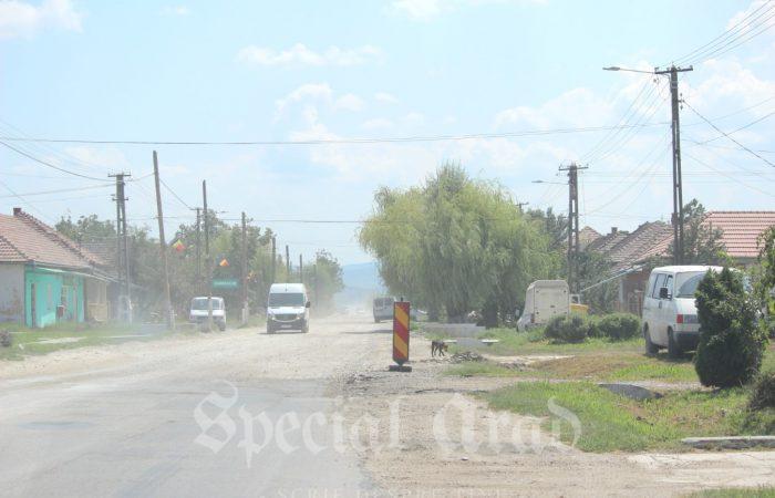 """Directorul DRDP Timiș, consilierul județean Cristian Ispravnic, detonează bomba: """"Laboratorul confirmă că drumul județean Pâncota-Seleuș, abia refăcut, este varză! Asfaltul nu rezistă până iarna viitoare"""""""