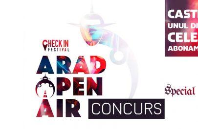 concurs Special Arad - Arad Open Air Festival 2018