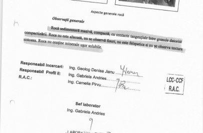 raport incercari constructor 18.09-3