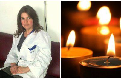 S-a stins în timpul gărzii la Spitalul Județean! Cosana a salvat toată viața inimi, dar azi dimineață s-a oprit chiar a ei la numai 44 de ani