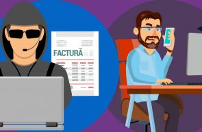 Invoice fraud #cyberscams