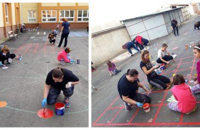 Şcoala prietenoasă - Educaţie prin joacă 4