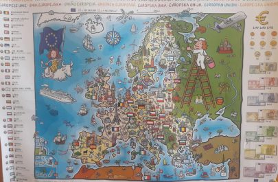 Şcoli - ambasador ale Parlamentului European - continuă la Liceul Tehnologic Francisc Neuman (13)