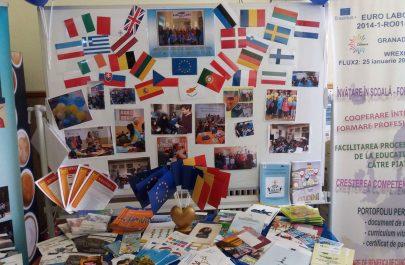 Şcoli - ambasador ale Parlamentului European - continuă la Liceul Tehnologic Francisc Neuman (14)