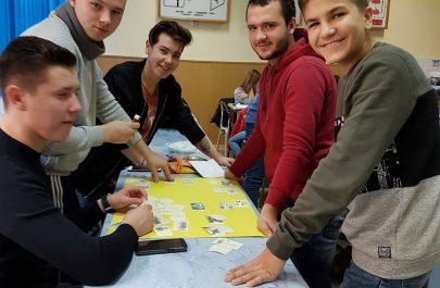 Şcoli - ambasador ale Parlamentului European - continuă la Liceul Tehnologic Francisc Neuman (15)