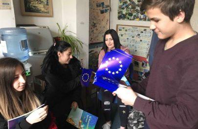 Şcoli - ambasador ale Parlamentului European - continuă la Liceul Tehnologic Francisc Neuman (16)