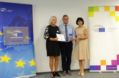 Şcoli - ambasador ale Parlamentului European - continuă la Liceul Tehnologic Francisc Neuman (17)