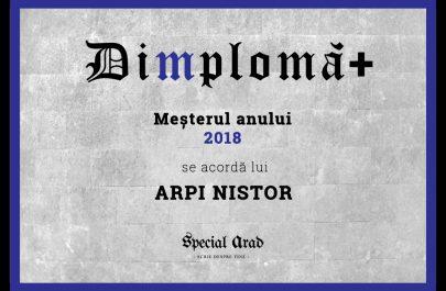 DIMPLOMA ARPI NISTOR